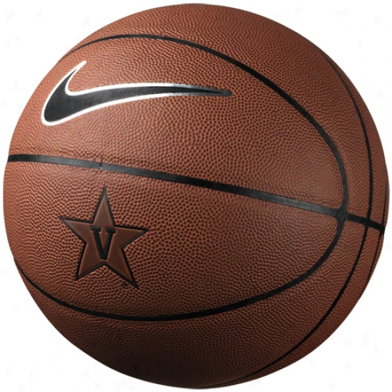 Nike Vanderbilt Commodores 29.5'' Official Autograph copy Basketball