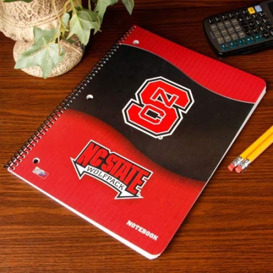 North Carolina State Wolfpack Notebook