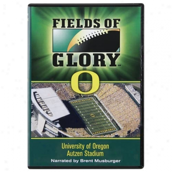 Oregon Ducks Fields Of Glory Dvd