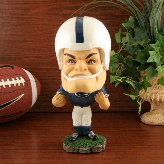 Penn State Nittany Lions Big Head Figure Lamp
