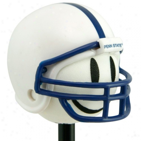 Penn State Nittany Lions Football Helmet Antenna Topper
