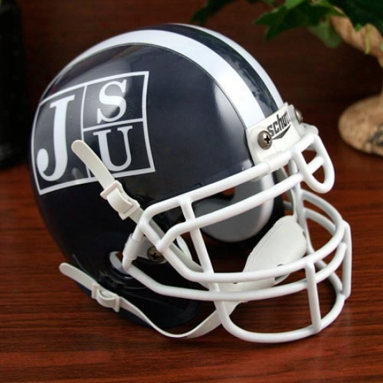 Schutt Jackson State Tigers Authentic Mini Helmet