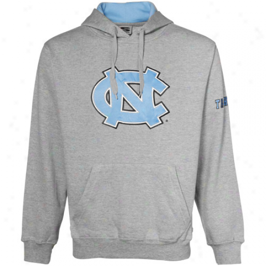 Tarheel Fleece : Tarheel u(nc) Ash Classic Twill Fleece