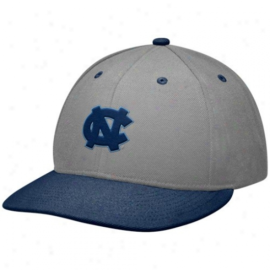 tarheels hats nike tarheels unc gray navy blue