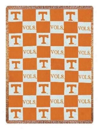 Tennessee Volunteers 2-layer Woven Blanket Throw