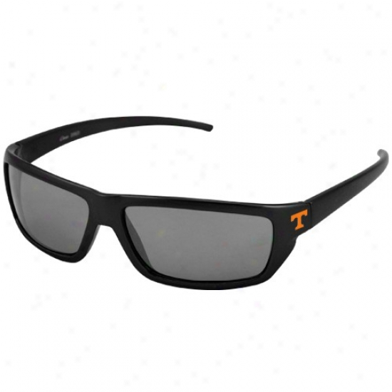 Tennessee Volunteers Black Sport Sunglasses