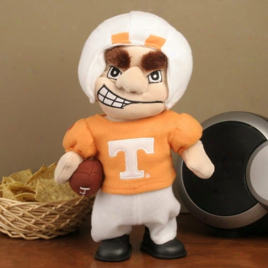Tennessee Volunteers Dancing Team Halfback