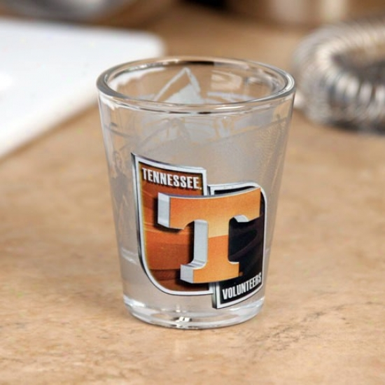 Tennessee Voluntteers High Definition Shot Glass