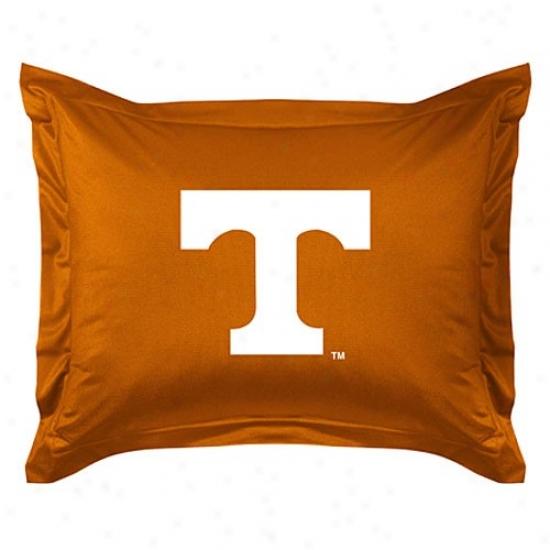Tennessee Volunteers Locker Room Pillow Sham
