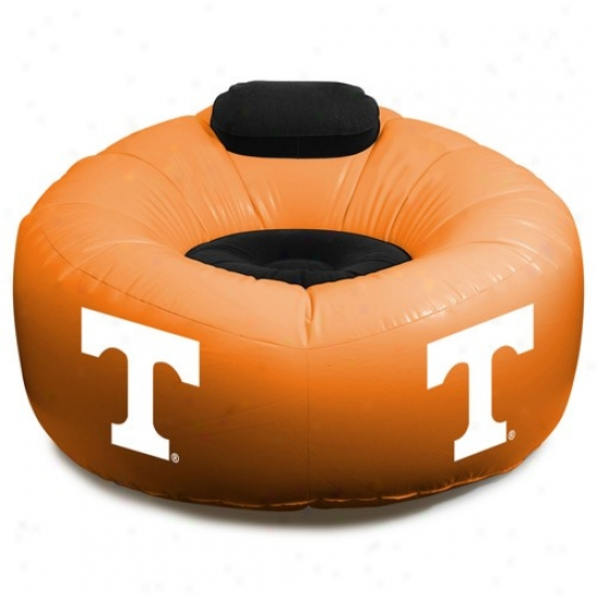 Tennessee Volunteers Orange Oversized Inflatable Chair
