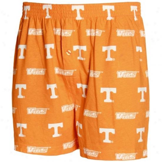 Tennessee Volunteers Orange T2 Boxer Shorts