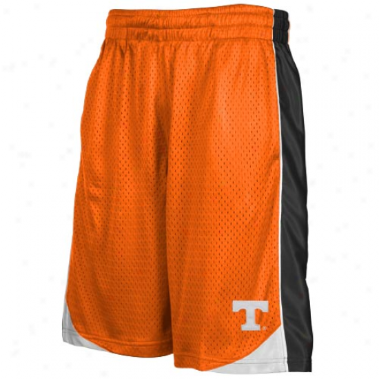Tennessee Volunteers Youth Tennessee Orange Vector Workout Shorts
