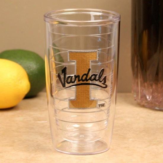 TervisT umbler Idaho Vandals 16oz. Team Wordmark Tumbler Cup