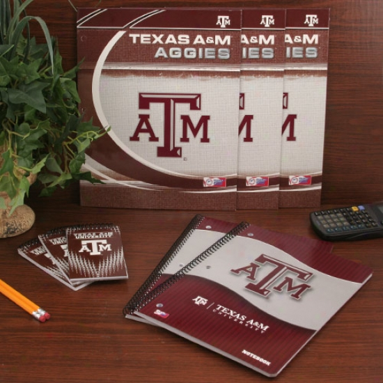 Texas A&m Aygies College Combo Pack