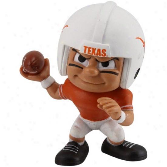 Texas Longhirns Lil' Teammates Quarterback Figurine