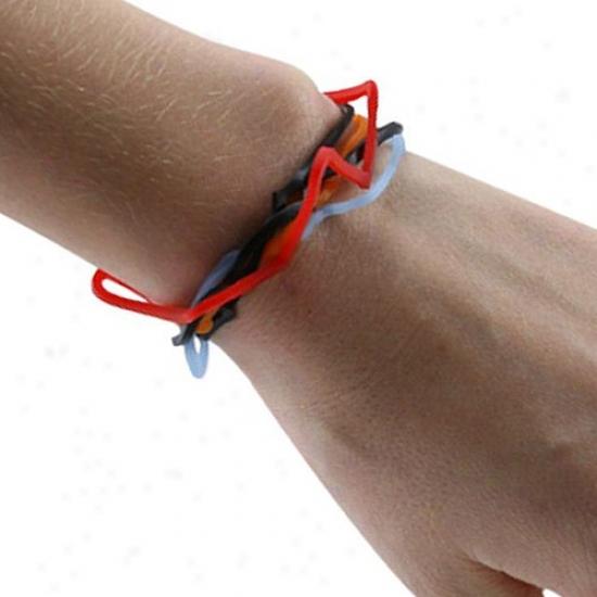 Texas Longhorns Logo Bandz Bracelets