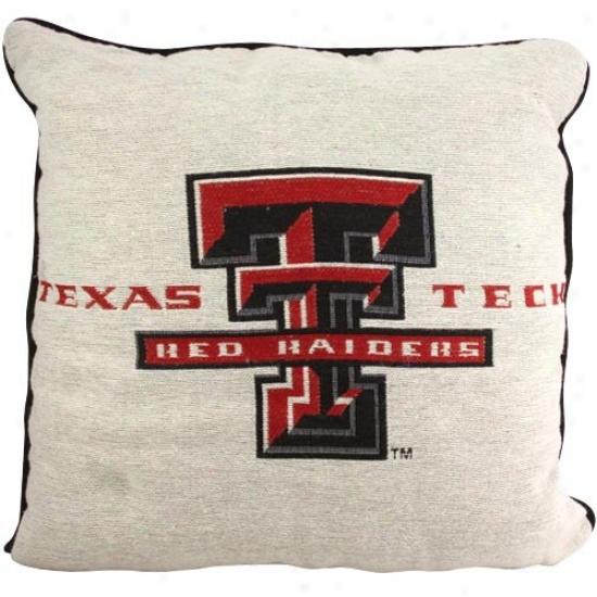 Texas Tech Red Raiders 17'' Pillow