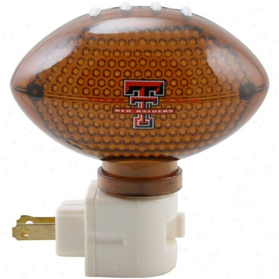 Texas Tech Red Raiders 4'' Football Night Light