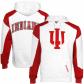 Indiana Hoosiers Hoodie : Indiana Hoosiers White-crimson Challenger Hoodie