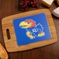 Kansas Jayhawks 15.25'' X 11'' Bamboo Cutting Board