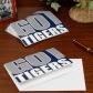 Memphis Tigers Slogan Note Cards