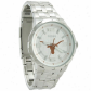 University Of Texas Watches : Fossil University Of Texas Srainless Steel Self-moving Movement 3-hand Watches