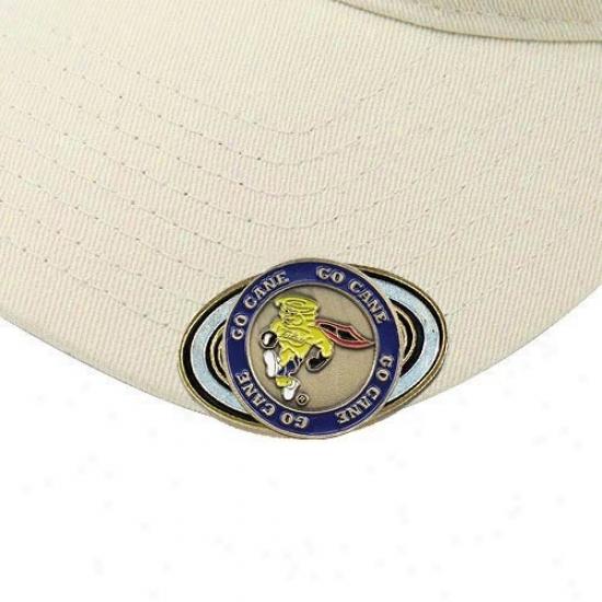 Tulsa Golden Hurricane Magnetic Cap Clip & Missile  Marker