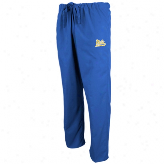 Ucla Bruins True Blje Scrub Pants