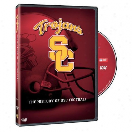 Usc Trojans The History Of Usc Football Dgd