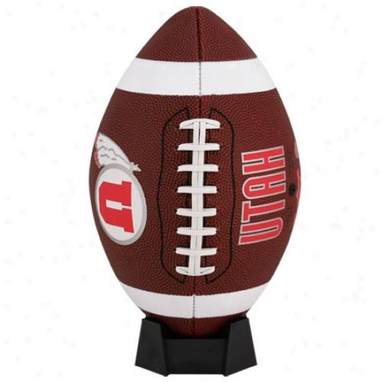 Utah Utes Full-size Game Time Football