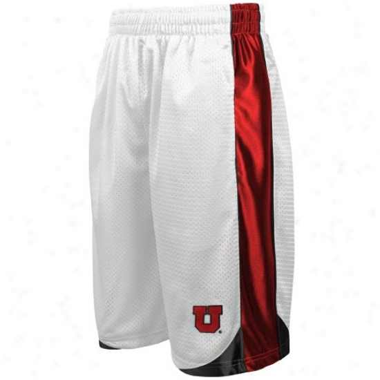Utah Utes Pure Vector Workout Shorts