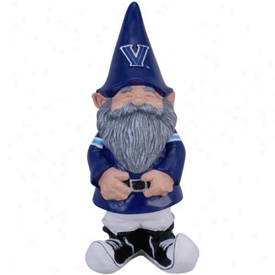 Villanova Wildcats Collegiate Garden Gnome