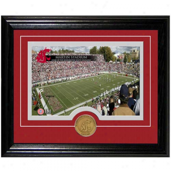 Washington State Cougars Martin Stadium Desktop Phoyomint