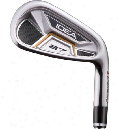 Adams A7 Individual Iron With Steel Shaft