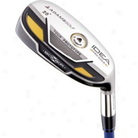 Adams Preowned Idea Pro Gold Hybrid With Matrix Ozik Graphite Shaft