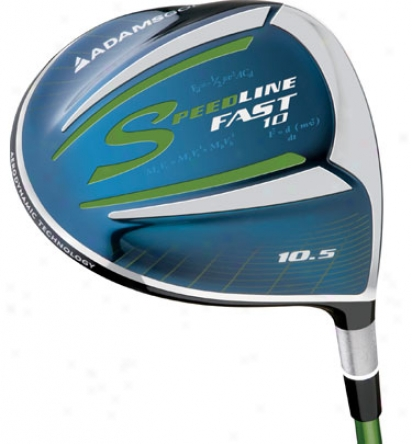 Adams Preowned Speedllne Fast10 Driver