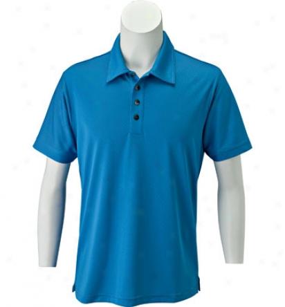 Adidas Cc Diagonal Mesh Polo