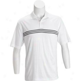 Adidas Climacool Engineerwd Bar Stripe Polo