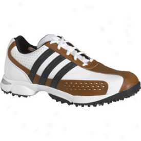 Adidas Fit Rx- White/brown/black