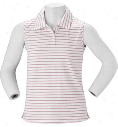 Adidas Girl S Climalite Whife Based Sleeveless