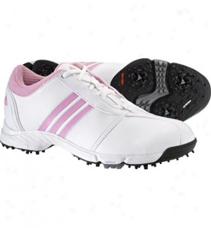 Adidas Girls Tech Reaponse - White/white/blossom