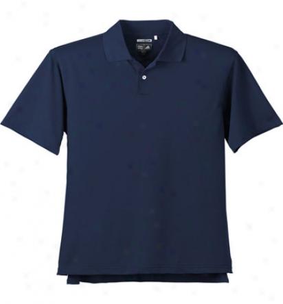 Adidas Logo Men S Climacool Pique Polo