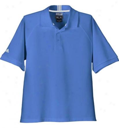 Adidas Logo Men S Climate Pique Polo