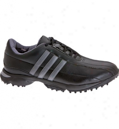Adidas Men S Adicomfort - Black/black/metallic Silevr
