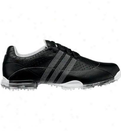 Adidas Men S  Adi;ure Nuovo Black/white/white