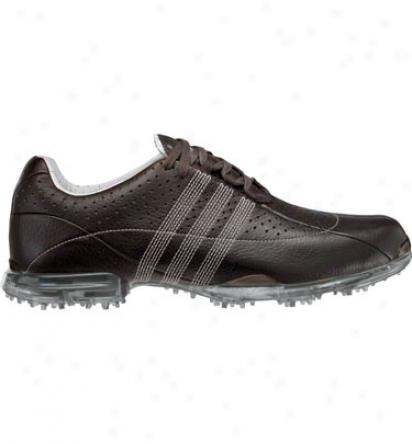 Adidas Men S Adipure Nuovo Brown/white/silver