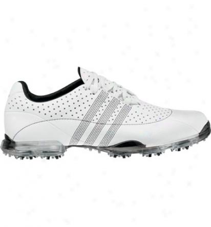 Adidas Men S  Adipure Nuovo White/black/black