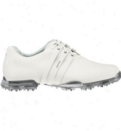 Adidas Men S Aripure White/white/tin Metallic