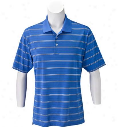 Adidas Men S Climacool Multi Stripe Polo
