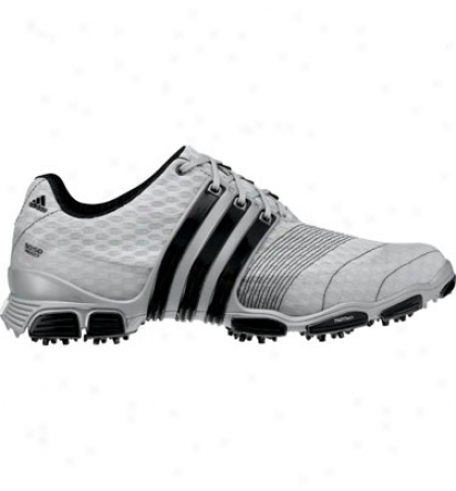 Adidas Men S Tour 360 4.0 Sport Silver/silver/black